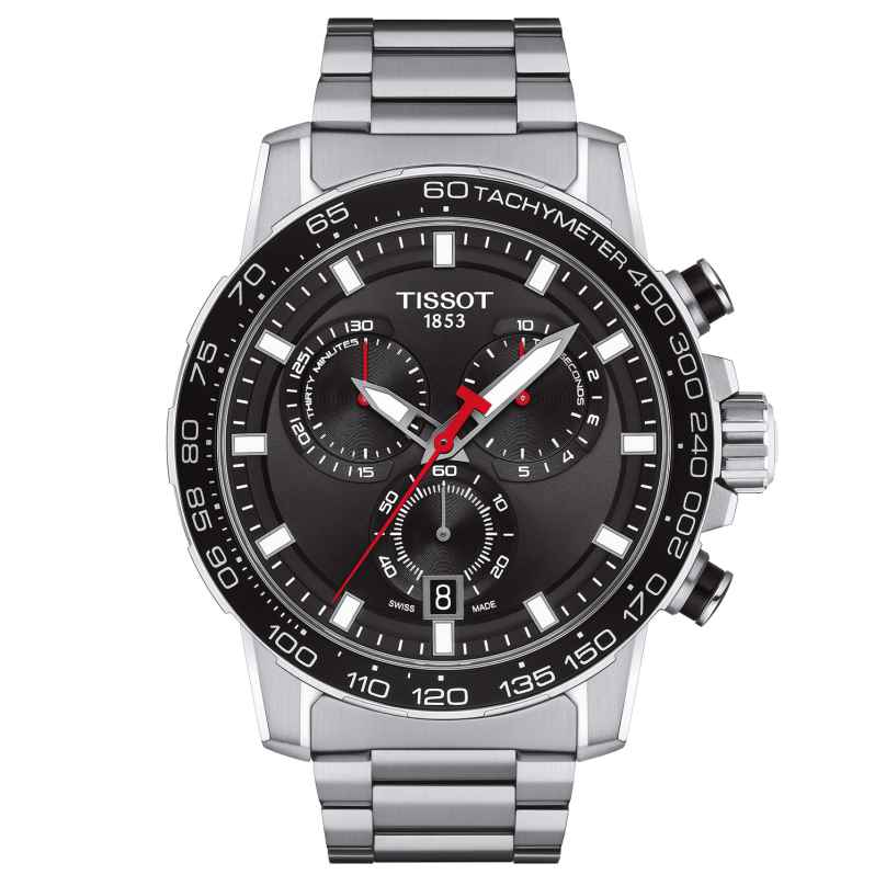 Tissot T125.617.11.051.00 Herren-Armbanduhr Supersport Chronograph 7611608295557