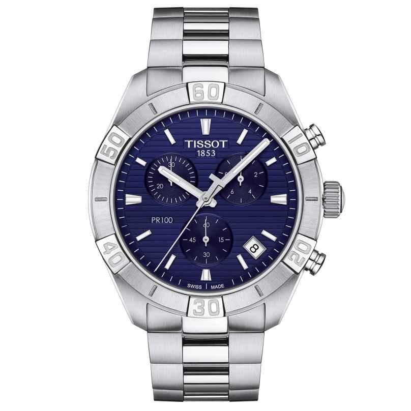 Tissot T101.617.11.041.00 Herrenuhr PR 100 Sport Chronograph Quarz 7611608297926