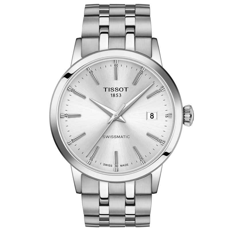 Tissot T129.407.11.031.00 Herren-Automatikuhr Classic Dream 7611608295489