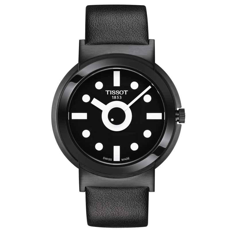 Tissot T134.410.37.051.00A Men's Watch Heritage Memphis Black Limited Edition 7611608297452