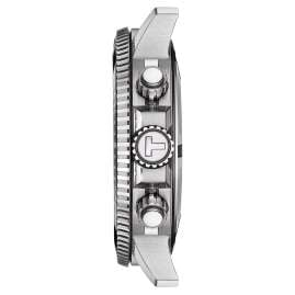 Tissot T120.417.11.421.00 Men's Diver Watch Chronograph Seastar 1000 Red