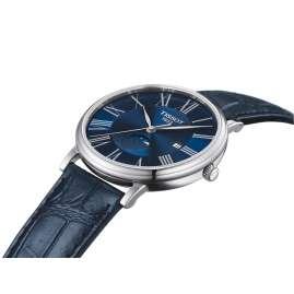 Tissot T122.423.16.043.00 Herrenuhr Carson Premium Gent Mondphase