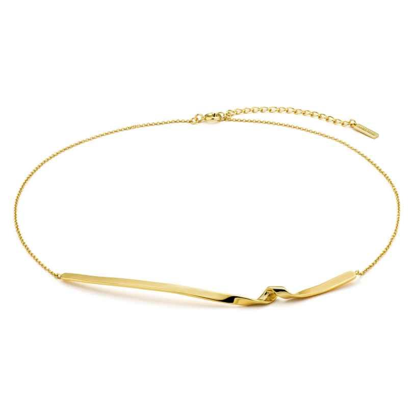 Ania Haie N012-03G Ladies´ Necklace Twist 5052469205811