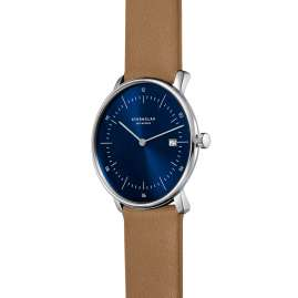 Sternglas SNQ21/100 Quartz Wristwatch with Sunray Cut Naos
