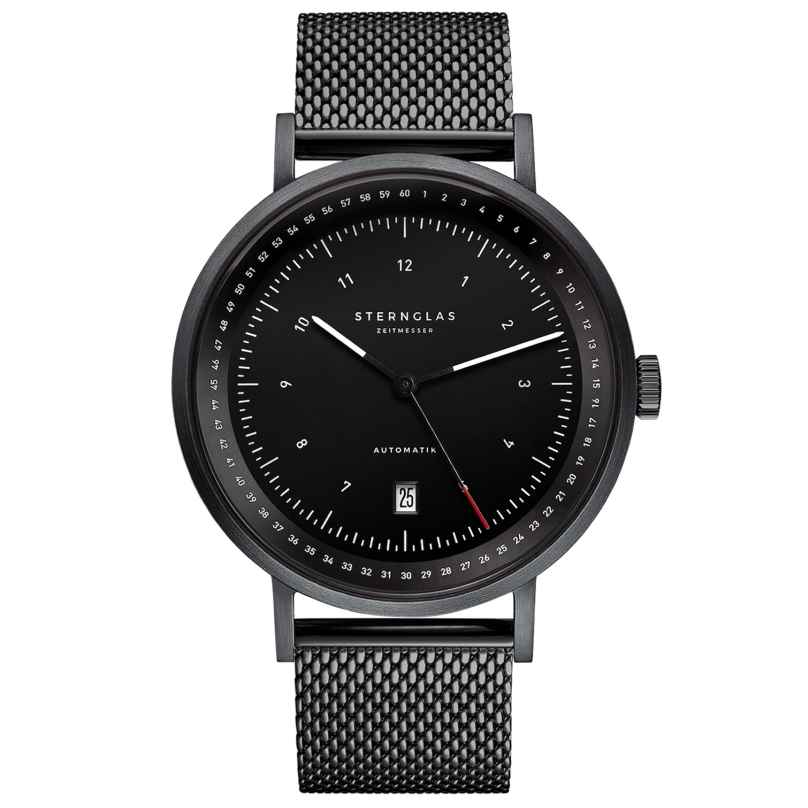 Sternglas STF13/405 Men´s Automatic Watch Topograph 2.0 4260493153874