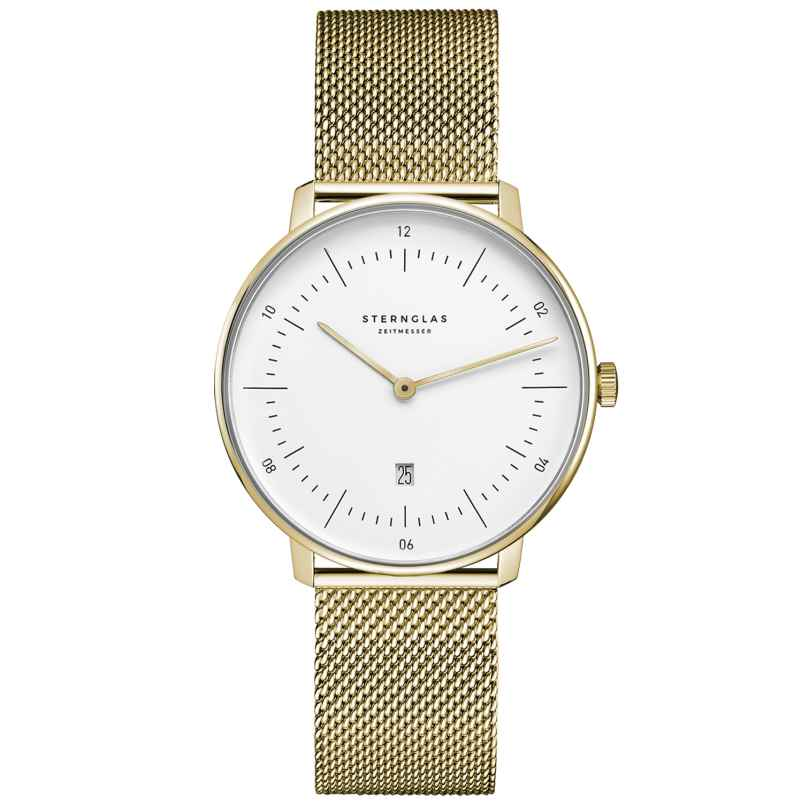 Sternglas SND02/406 Ladies' Watch Naos XS gold tone 4260493154376