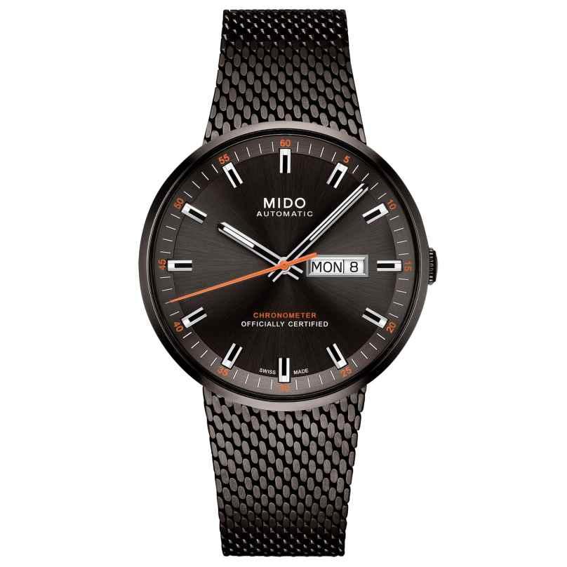 Mido M031.631.33.061.00 Automatik Herrenuhr Chronometer Commander Icône 7612330135982