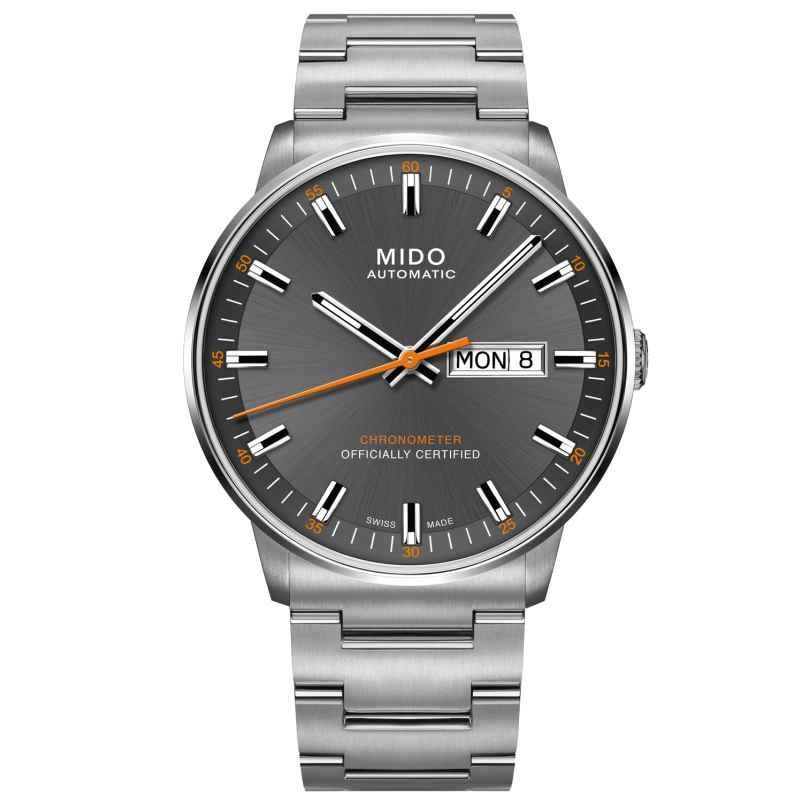 Mido M021.431.11.061.01 Herren-Automatikuhr Commander Chronometer 7612330130185