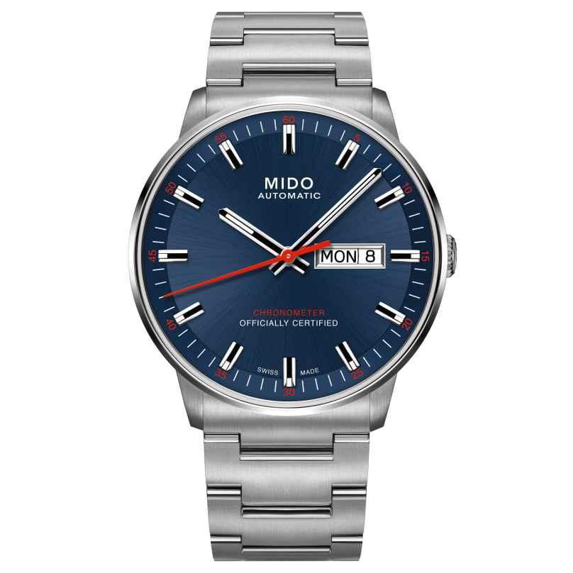 Mido M021.431.11.041.00 Automatikuhr für Herren Commander Chronometer 7612330129530