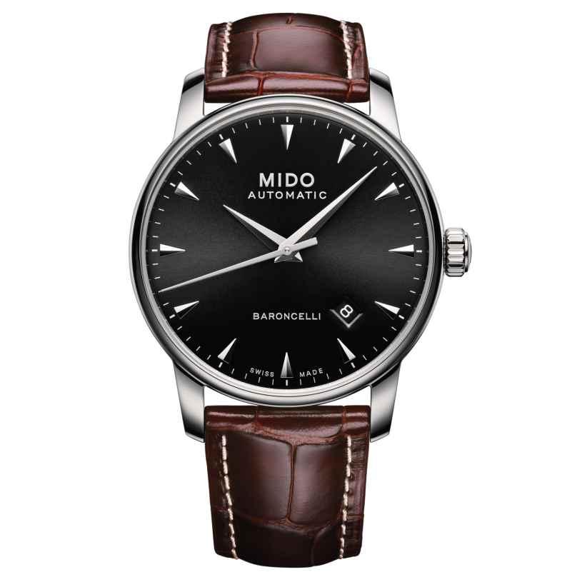 Mido M8600.4.18.8 Herrenuhr Automatik Baroncelli 7612330114611