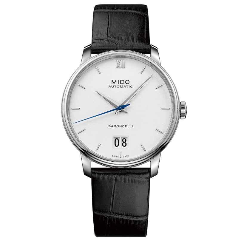 Mido M027.426.16.018.00 Herrenuhr Automatik Baroncelli Big Date 7612330136095