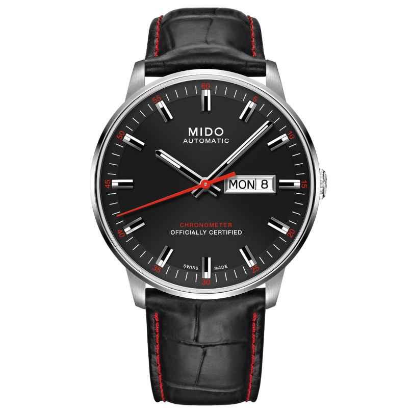 Mido M021.431.16.051.00 Automatikuhr für Herren Commander Chronometer 7612330129479