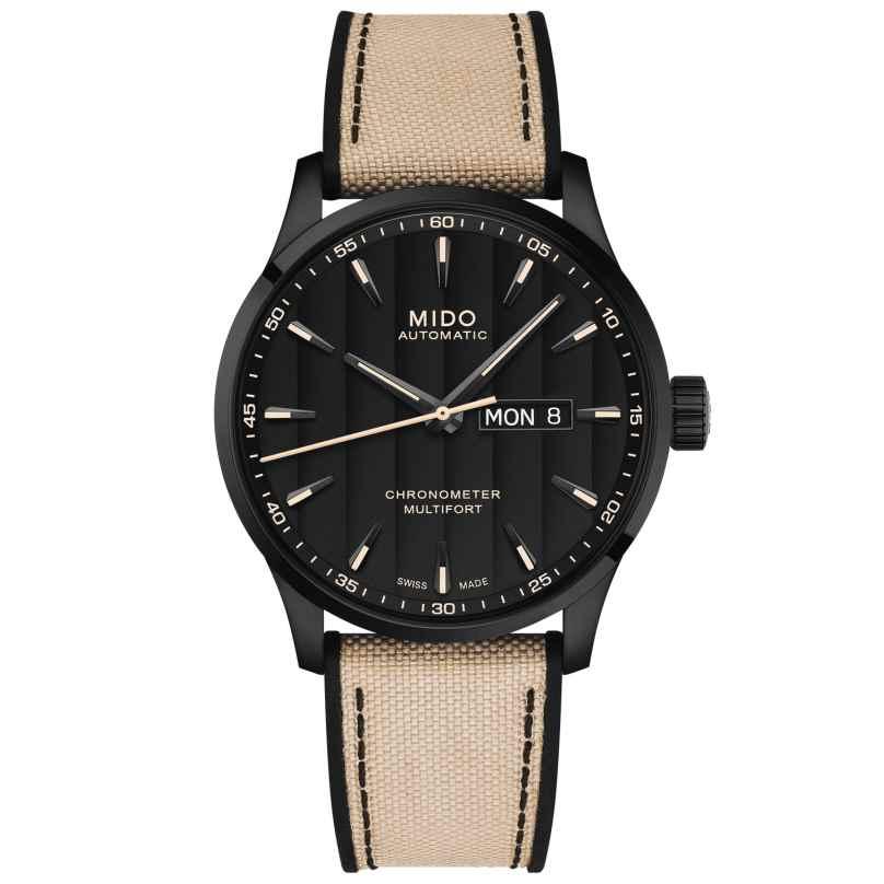 Mido M038.431.37.051.09 Automatikuhr für Herren Multifort Chronometer 1 7612330136569