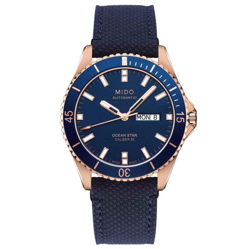 Mido M026.430.36.041.00 Automatic Wristwatch for Men Ocean Star 7612330136491