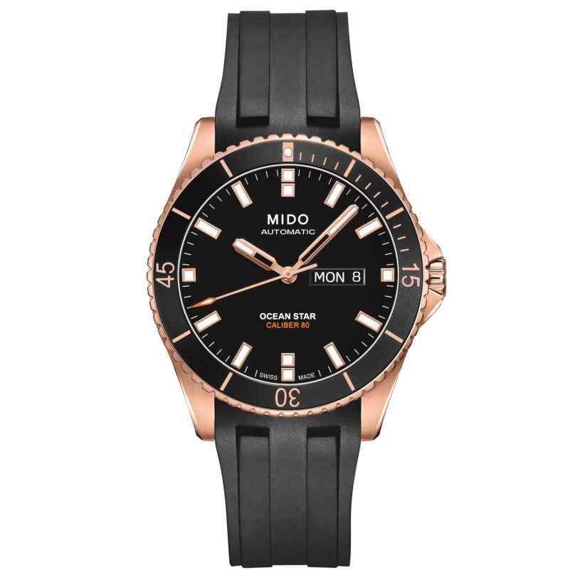 Mido M026.430.37.051.00 Automatic Wristwatch for Men Ocean Star 7612330132530