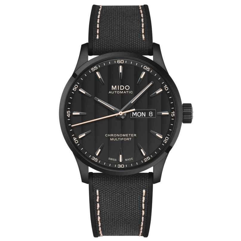 Mido M038.431.37.051.00 Herren-Automatikuhr Multifort Chronometer 1 7612330136552