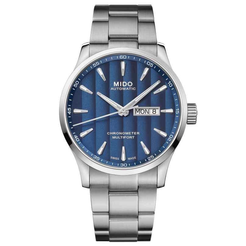 Mido M038.431.11.041.00 Herren-Automatikuhr Multifort Chronometer 1 7612330138433