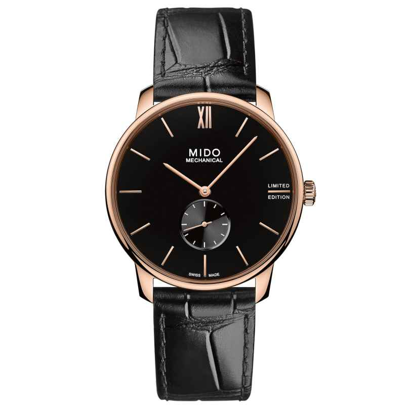 Mido M037.405.36.050.00 Herrenuhr Baroncelli Mechanical Limited Edition 7612330138914
