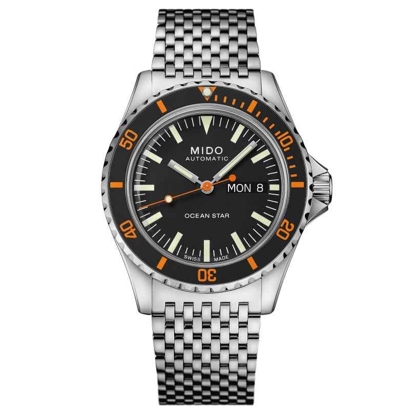 Mido M026.830.11.051.01 Herrenuhr Ocean Star Tribute Limited Edition 7612330141129