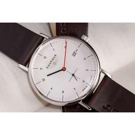 Bauhaus 2130-1 Men's Wristwatch White