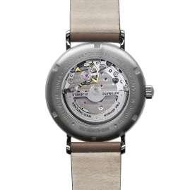 Bauhaus 2166-4 Men's Watch Automatic Brown/Dark Green