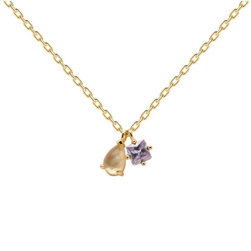 P D Paola CO01-182-U Women's Necklace Velour 8435511715785
