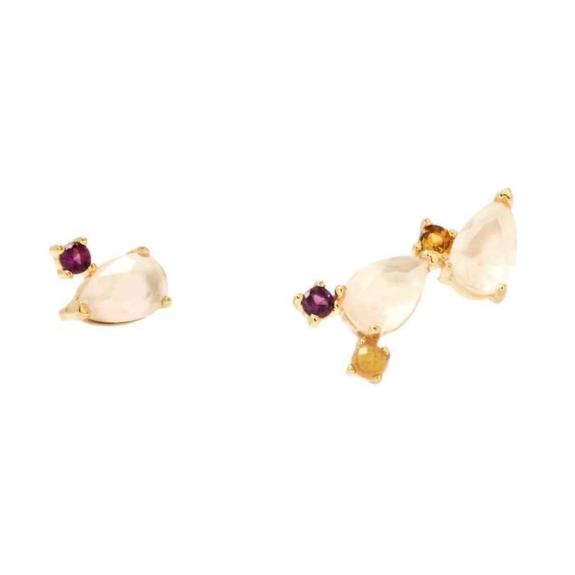 P D Paola AR01-096-U Ladies' Stud Earrings Citric Petite 8435511711176