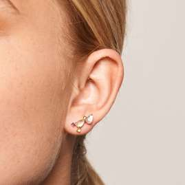P D Paola AR01-096-U Ladies' Stud Earrings Citric Petite