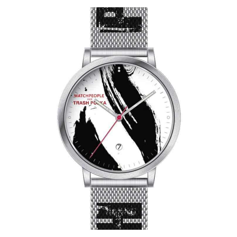 Watchpeople TP-002 Trash Polka Armbanduhr Regulus Limited Edition 4251511702969