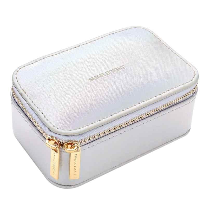 Estella Bartlett EBP2448 Schmuckbox Mini Silberfarben 5055936716933