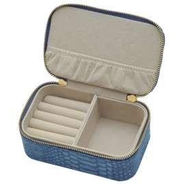Estella Bartlett EBP3629 Schmuckbox Mini Navy Schlange