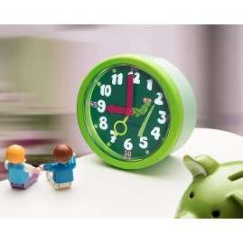 Duzzidoo GRA002 Children's Alarm Clock Grasshopper