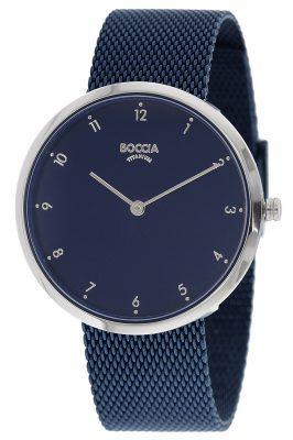 Boccia 3309-09 Titan Damen-Armbanduhr