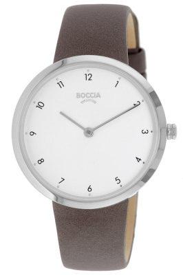 Boccia 3315-01 Titan Damen-Armbanduhr