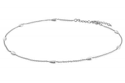 Boccia 08026-01 Titan Damen-Halskette