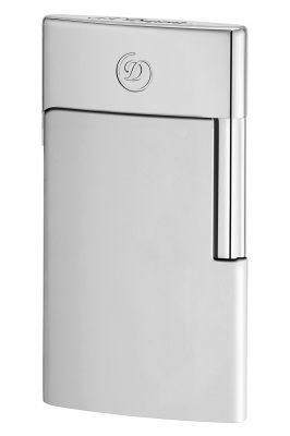 S.T. Dupont 027002E Elektrisches Feuerzeug E-Slim Chrom
