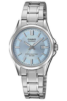 Casio LTS-100D-2A1VEF Damen-Armbanduhr