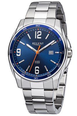 Regent BA-649 Herren-Armbanduhr 10 Bar Wasserdicht Ø 42 mm