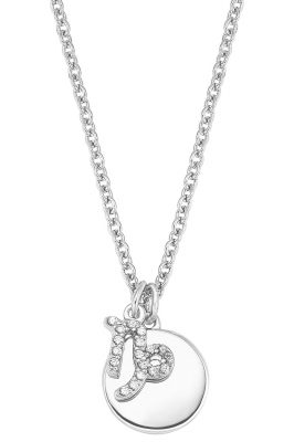 s.Oliver 2026916 Halskette Silber Steinbock