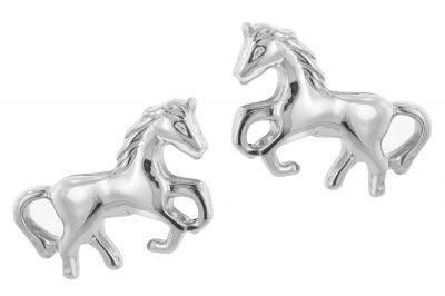 trendor 63669 Kinder-Ohrringe Pferd