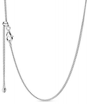 Pandora 398283-60 Damen-Halskette Curb Chain