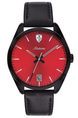 Scuderia Ferrari 0830499 Herrenarmbanduhr Abetone