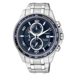 Citizen CA0345-51L Eco-Drive Super Titanium Herrenuhr
