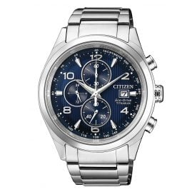 Citizen CA0650-82L Mens Watch Chronograph Eco-Drive Titanium