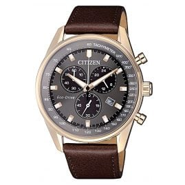 Citizen AT2393-17H Eco-Drive Mens Chronograph