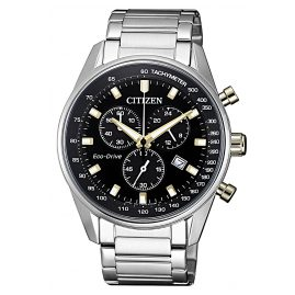 Citizen AT2396-86E Eco-Drive Mens Watch Chronograph