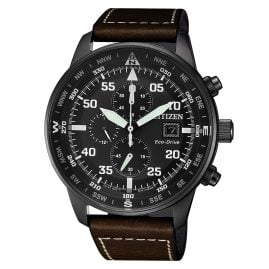 Citizen CA0695-17E Eco-Drive Mens Watch Chronograph