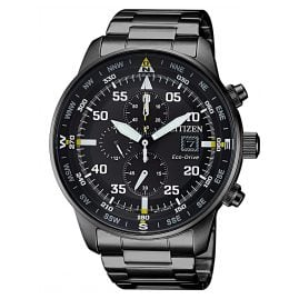 Citizen CA0695-84E Eco-Drive Mens Chronograph