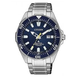 Citizen BN0201-88L Eco-Drive Men's Diver Watch Promaster Marine