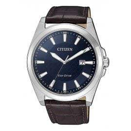 Citizen BM7108-22L Solar Men's Wristwatch with Sapphire Crystal